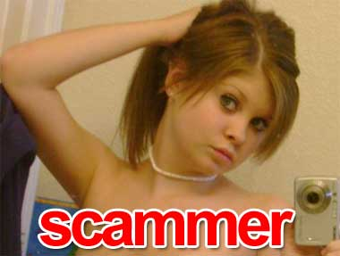 Samantha scammer from  safe-daters.com