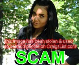 CraigsList romance scammer Tatyana