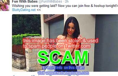 www.SluttyDating.com.